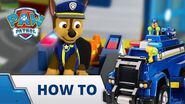 PAW Patrol Ultimate Police Cruiser How To Play