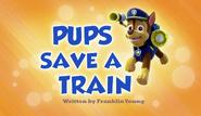 Pups Save A Train