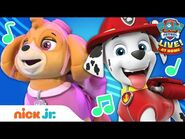 PAW Patrol Live! At Home Special Sing Along! - Nick Jr.