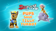 Sea Patrol Pups Save Tilly Turbot (HQ)