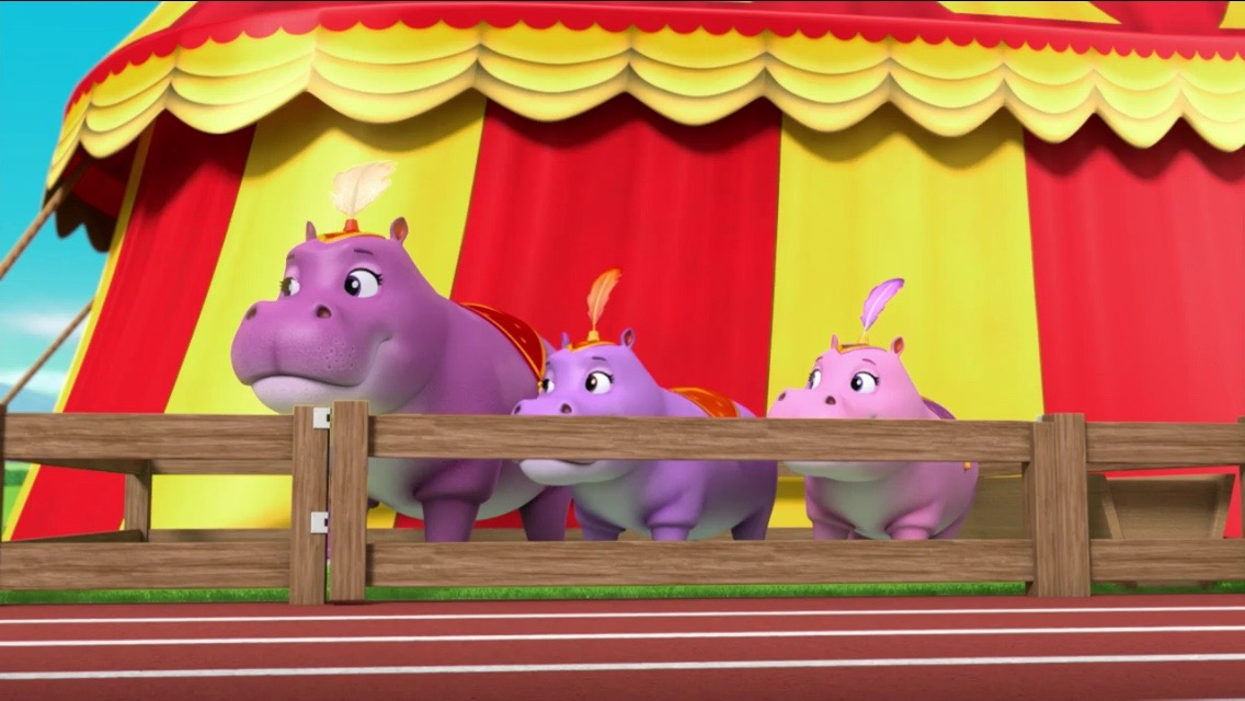 Baby hippos/Trivia