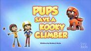 Pups Save a Kooky Climber (HQ)