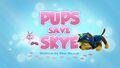 Pups Save Skye (HD)