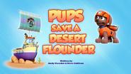 Pups Save a Desert Flounder (HQ)