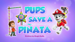 Pups Save a Pinata (HQ)