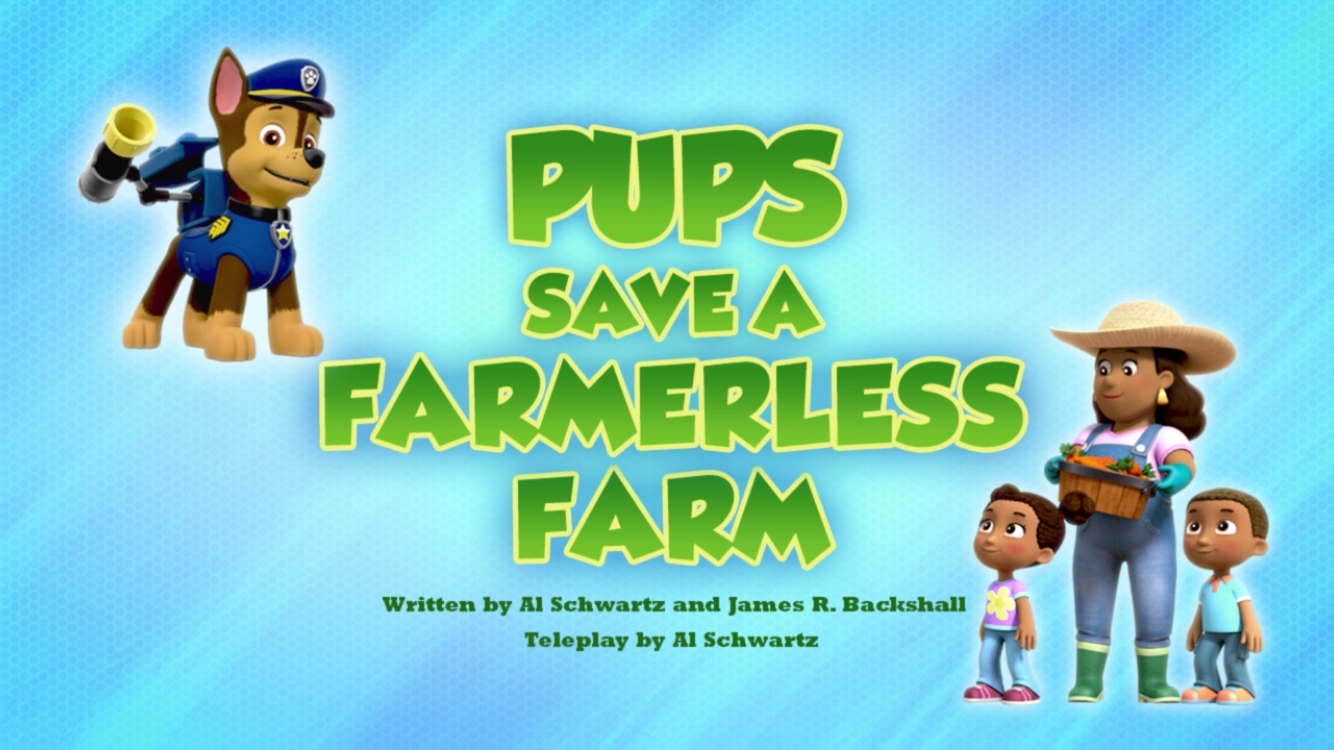 Pups Save a Farmerless Farm