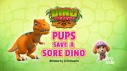 Pups Save a Sore Dino (Temp HQ)