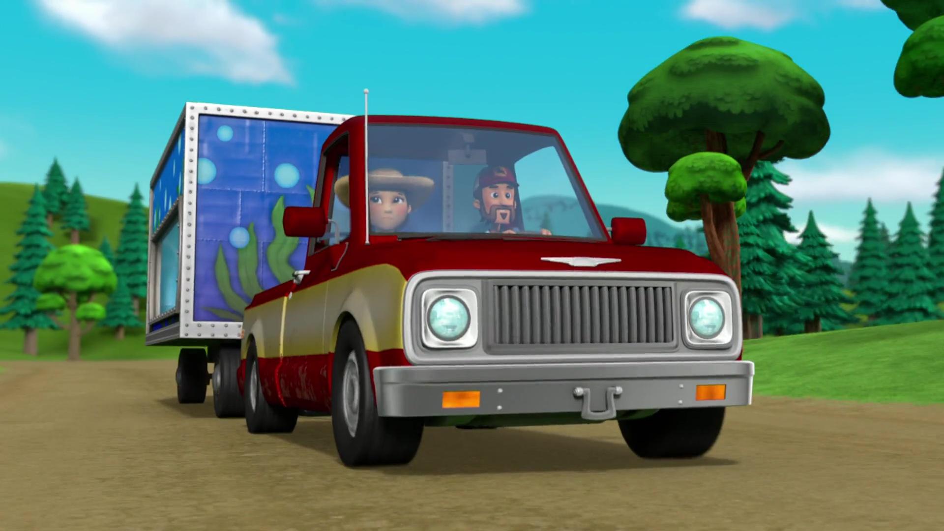 Farmer Al's Truck