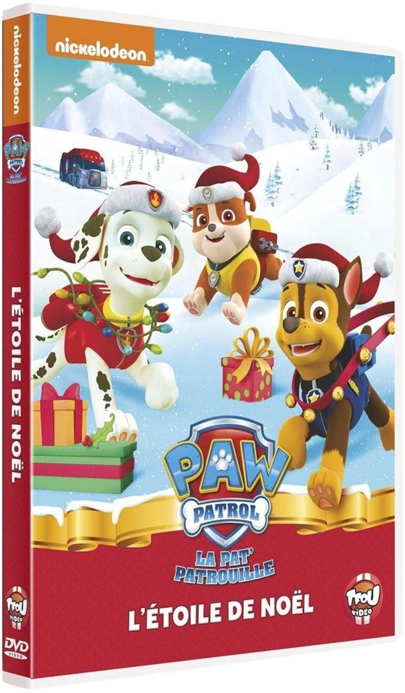 Dvd De Noel L'Étoile de Noël | PAW Patrol Wiki | Fandom
