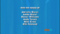 PAW Patrol British English Cast Credits 02