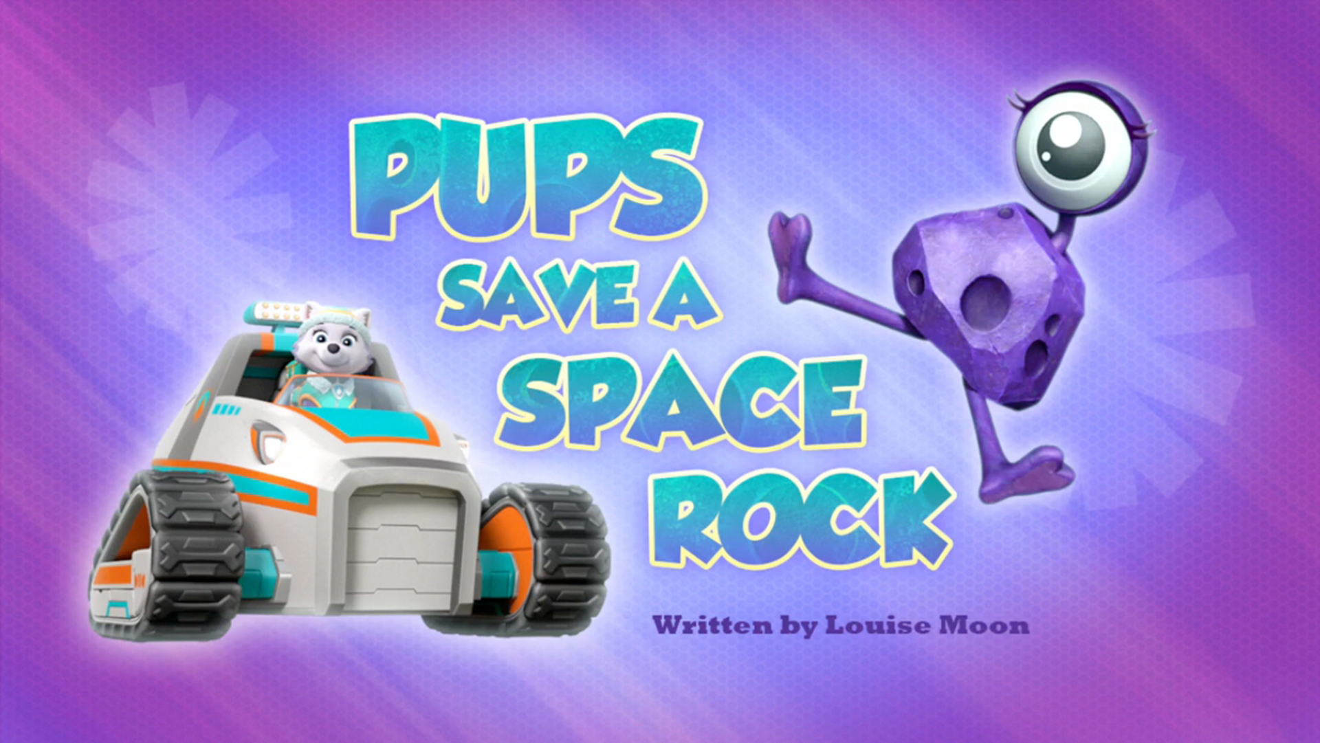 Pups Save a Space Rock