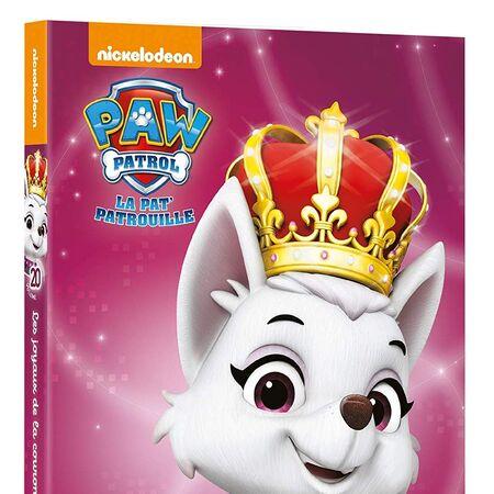 PAW Patrol La Pat' Patrouille Les Joyaux de la couronne DVD 2.jpg