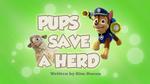 Pups Save a Herd (HD)