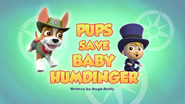Pups Save Baby Humdinger (HQ)