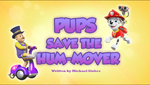Pups Save the Hum-Mover (HQ)