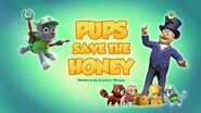 Pups Save the Honey