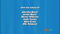 PAW Patrol British English Cast Credits 05
