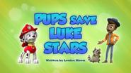 Pups Save Luke Stars (HQ)