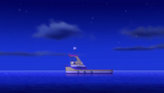 PAW Patrol The Flounder Boat at Night