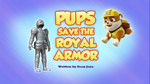 Pups Save the Royal Armor (HQ)