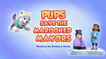 Pups Save the Marooned Mayors TC (HQ)