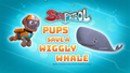 Sea Patrol, Pups Save a Wiggly Whale (HQ)