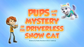 Pups and the Mystery of the Driverless Snowcat (HQ)