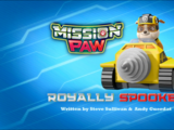 Mission PAW: Royally Spooked