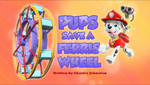 Pups Save a Ferris Wheel (HQ)