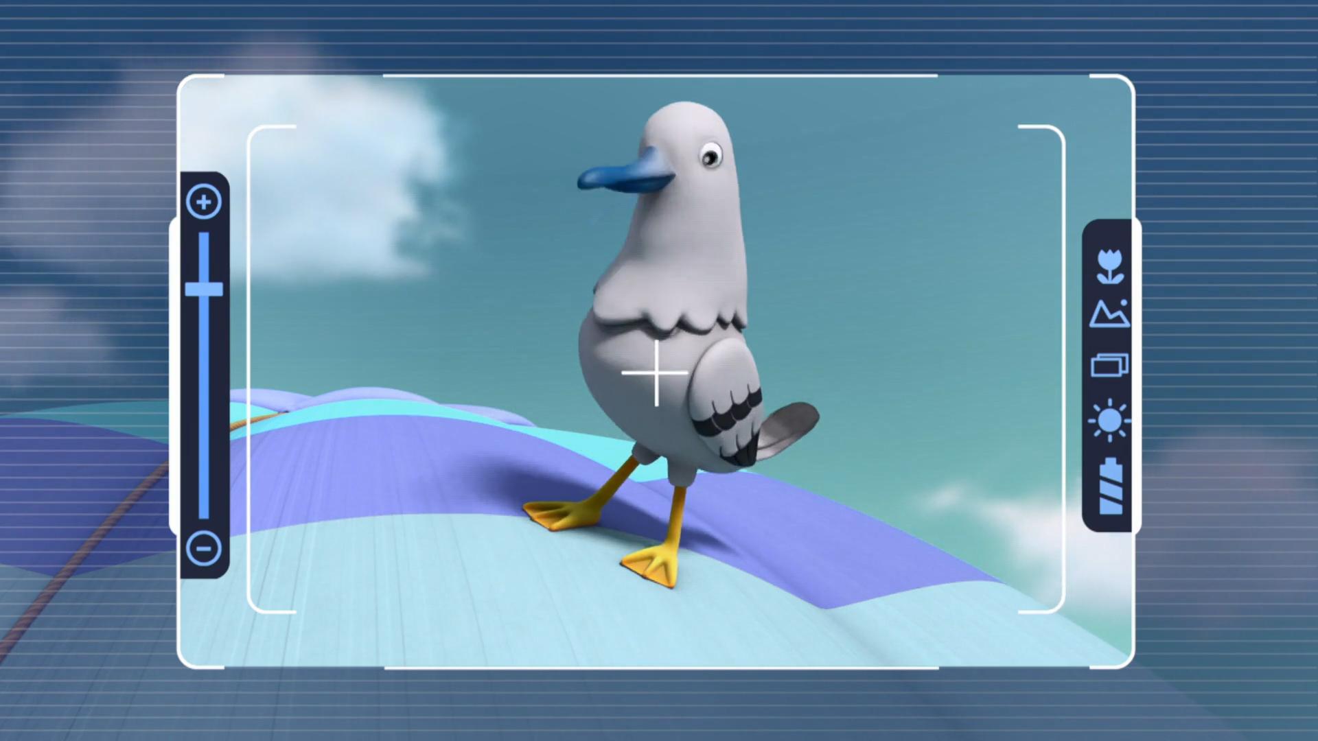 Blue-beaked albatross