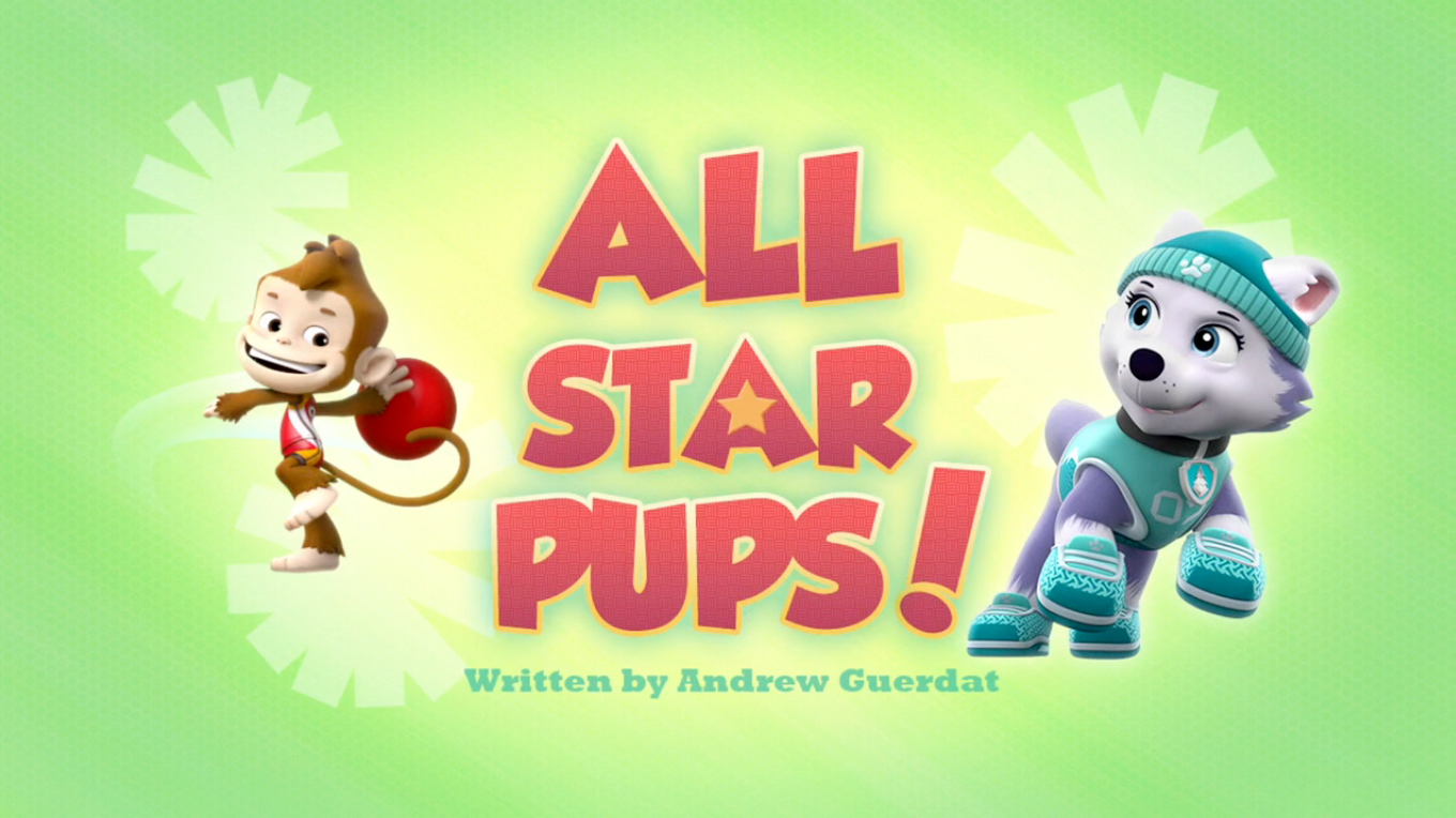 All Star Pups!