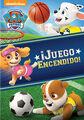 PAW Patrol Sports Day DVD Latin America