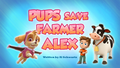 Pups Save Farmer Alex (HQ)