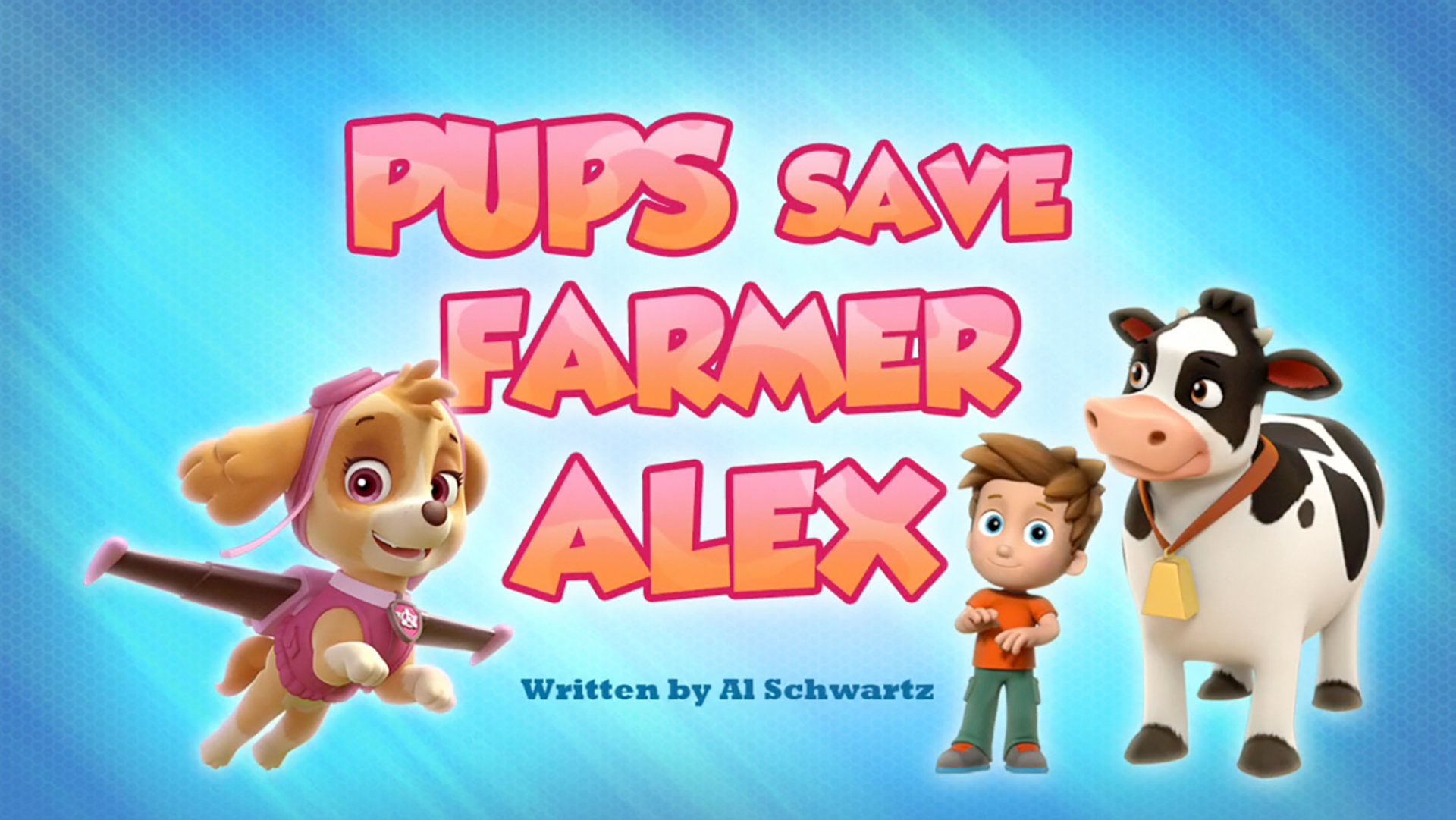 Pups Save Farmer Alex