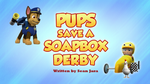Pups Save a Soapbox Derby (HQ)