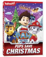 Pups Save Christmas (Canadian DVD)