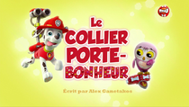 PAW Patrol La Pat' Patrouille Le Collier porte-bonheur.png