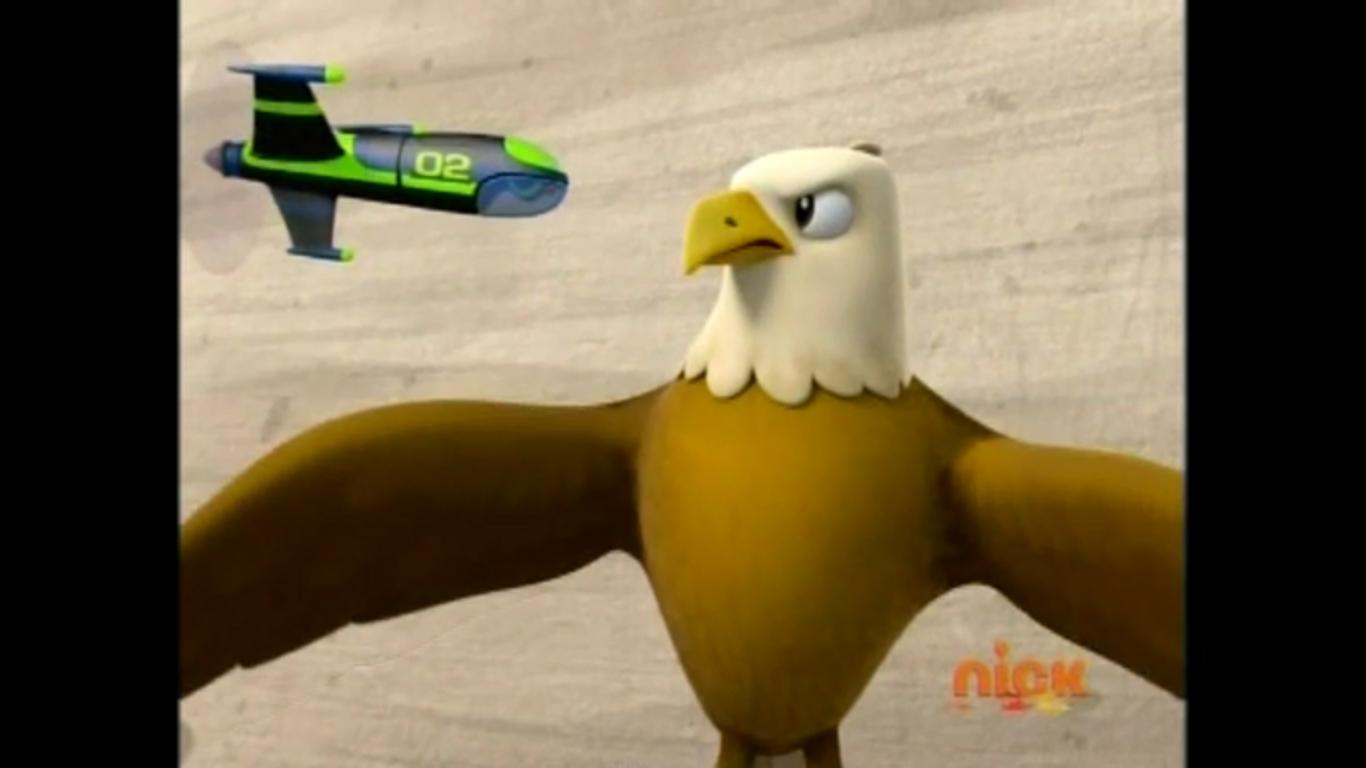 Mama eagle/Trivia