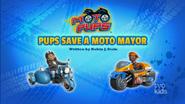 Moto Pups Pups Save a Moto Mayor