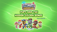 Ultimate Rescue Pups and The Hidden Golden Bones (HQ)