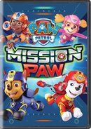 Mission PAW (Canadian DVD)