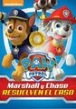 PAW Patrol Marshall and Chase On the Case! DVD Latin America
