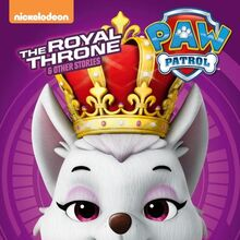 PAW Patrol The Royal Throne & Other Stories DVD.jpg