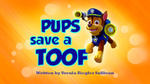 Pups Save a Toof (HD)