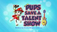 Pups Save a Talent Show HD