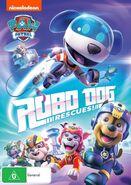 Robo-dog Rescues