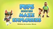 Pups Save the Maze Explorers (HQ)