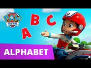 PAW Patrol Learn Your ABCs – A is for Adventure Bay - Learn with PAW Patrol