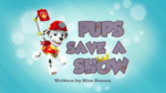 Pups Save a Show (HD)