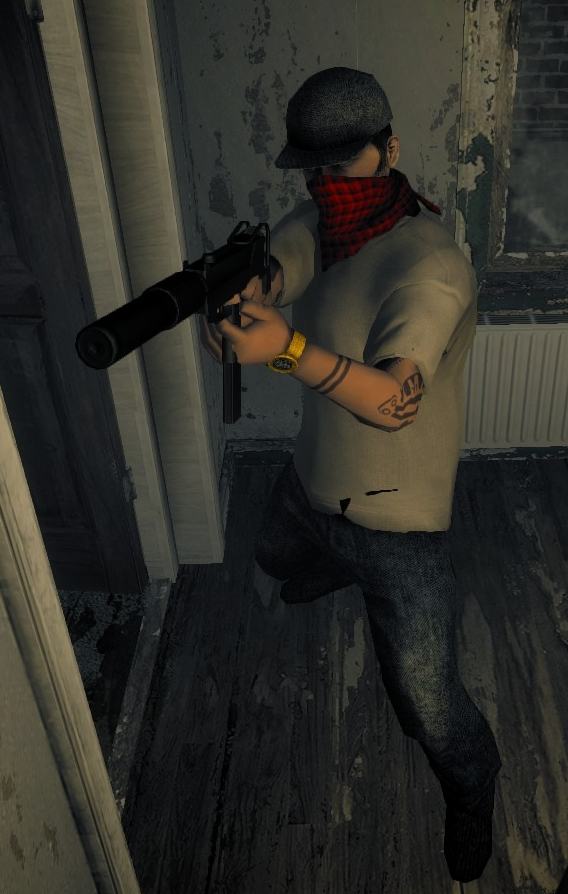 Гангстер (PAYDAY: The Heist)